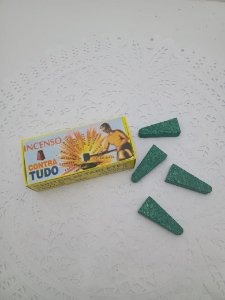 DUPLICADO - DEFUMADOR CHAVE DO AMOR