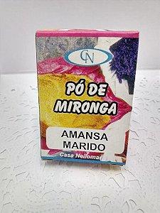 PÓ DE MIRONGA AMANSA MARIDO