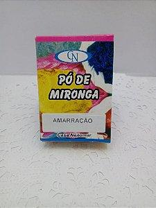 PÓ DE MIRONGA AMARRAÇÃO
