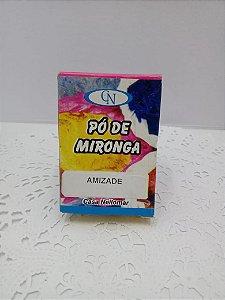 PÓ DE MIRONGA AMIZADE