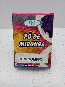 PÓ DE MIRONGA BEM COMIGO