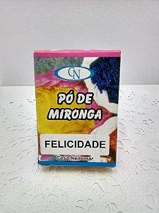 PÓ DE MIRONGA FELICIDADE