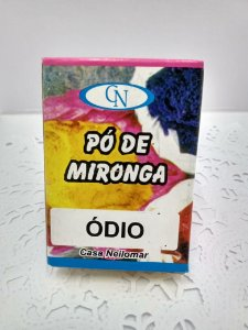 PÓ DE MIRONGA ÓDIO