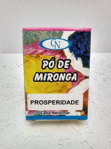 PÓ DE MIRONGA PROSPERIDADE