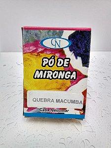 PÓ DE MIRONGA QUEBRA MACUMBA