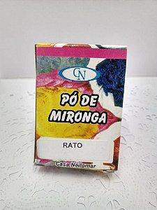 PÓ DE MIRONGA RATO