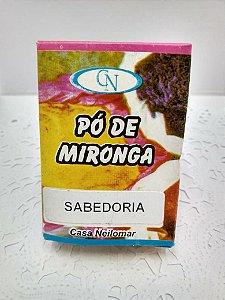 PÓ DE MIRONGA SABEDORIA