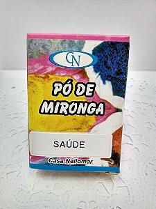 PÓ DE MIRONGA SAÚDE