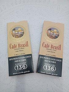 CHARUTOS FINOS CAFÉ BRASIL