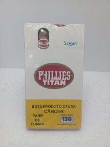 CHARUTO PHILLIES TITAN