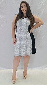 Vestido Regata Jacquard 6617