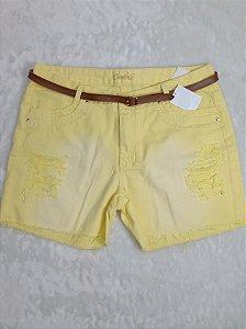 Shorts Sarja S/ Lycra 092525