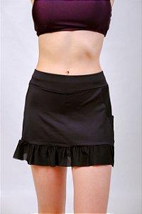 Shorts Saia Fit Dry PRETO