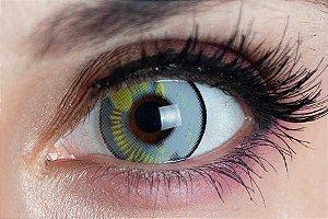 Lente de contato cinza - Coscon Grey