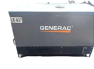 Grupo Gerador a Diesel 25Kva Carenado Marca Generac (Seminovo)