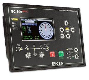 Controlador paralelo GC600 Mains