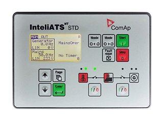 Controlador Comap InteliATS IA-NT-STD - Transferência Aberta