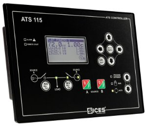 Controlador Sices ATS-115 plus