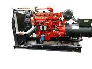 Gerador a Diesel 305 Kva + QTA 1000A (Seminovo)