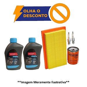 Kit Tof de Manutenção Gerador a Gás Natural de 08 a 21kva Mono/Trif, Marca Generac - Linha Guardian
