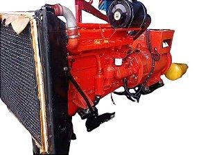 Gerador a Diesel 330 Kva +QTA 1000A (Seminovo)