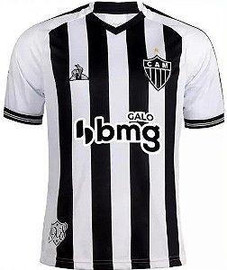 Camisa Atletico Mg Bmg 2020 2021 Le Coq Masculina Alga Sports