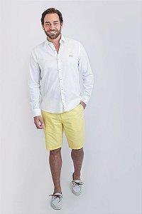 Bermuda Chino Amarela