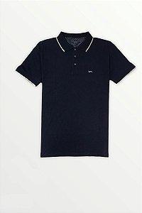 Camisa Polo 174624 Azul Marinho