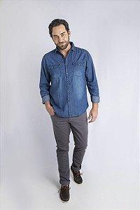 Camisa Jeans Borelli