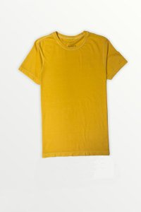 T-Shirt Estonada Lisa Amarela