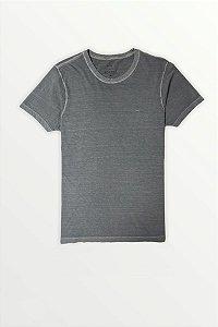 T-Shirt Estonada Lisa cinza