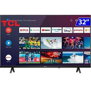TV 32'' LED SMART 32S615 HD 2HDMI USB TCL