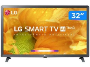"TV 32"" LED SMART 32LM627BPSB HD 2HDMI USB"