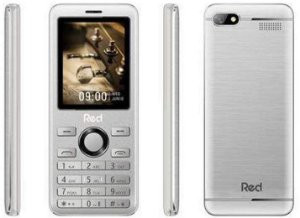 CELULAR RED MOBILE PRIME MF012F PRATA