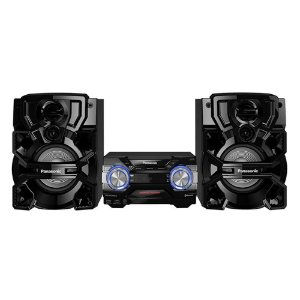 MINI SYSTEM 1800W RMS SC-AKX700LBK BLUETOOTH USB