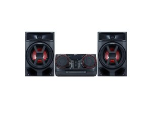 MINI SYSTEM 220W RMS CK43 BLUETOOTH DUAL USB
