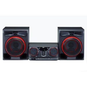 MINI SYSTEM 620W RMS CK56 BLUETOOTH DUAL USB