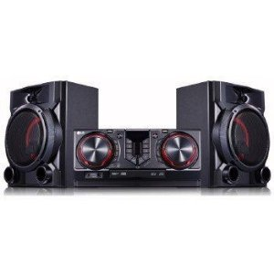 MINI SYSTEM 810W RMS CJ65 BLUETOOTH DUAL USB