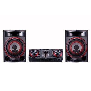 MINI SYSTEM CJ87 1800W RMS XBOOM DUAL USB MULTI BLUETOOTH