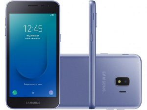 SMARTPHONE GALAXY J2 CORE 16GB PRATA