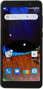 SMARTPHONE MS50X 4G QUAD CORE 16GB DUAL CHIP PRETO NB732