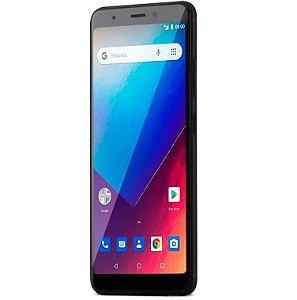SMARTPHONE MS60X 4G QUAD CORE 16GB DUAL CHIP PRETO NB737
