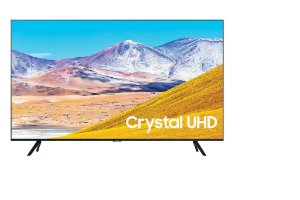 TV 75'' LED CRYSTAL UN75TU8000FXZA UHD 4K SMART 3HDMI 2USB
