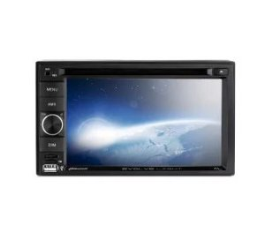 AUTO RADIO ENVOLVE LIGHT TELA 6.2 RMS BLUETOOTH USB SD P3321