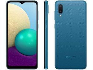 Smartphone Galaxy A02 32GB Azul