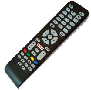 CONTROLE PARA TV LCD AOC NETFLIX NOVO