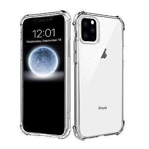 CAPA PARA CELULAR TPU ANTI-IMPACTO TRANSPARENTE IPHONE 11 PRO MAX