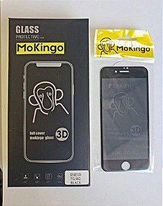 PELÍCULA DE VIDRO 3D MOKINGO IPHONE 7/8 PLUS PRIVATIVA
