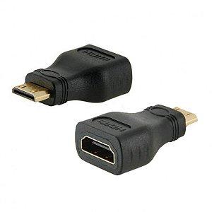 ADAPTADOR HDMI + MINI HDMI