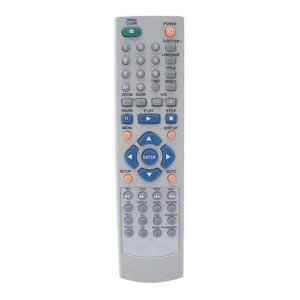 CONTROLE PARA DVD NKS BRANCO